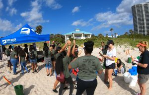 10 Beach Cleanup with Journey Church