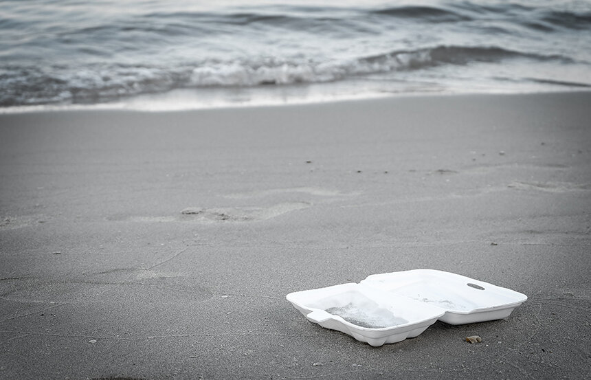 UPDATE: Delray Beach passes a resolution against polystyrene in restaurants