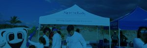 Beach Clean Up with Spodak Dental in Delray Beach