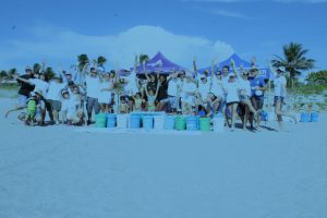 November 17th – Lake Worth Beach Clean Up
